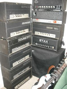 Sound city amps