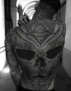 15 Ideas For Tattoo Ideas Hombre Espalda Tatuajes New Tattoos, Body Art Tattoos, Tattoos For Guys, Tatoos, Tattoo Guys, Arabic Tattoos, Skull Tattoos, Sleeve Tattoos, Stephen James Model