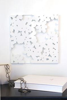 canvas cutout