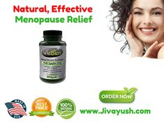 """Embrace the change with """"#Viebien Menopause Support""""."""