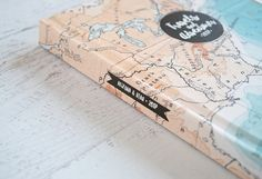 Personalized Travel Journal Trip Journal Hardcover Travelogue