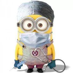Minions nurse haha I love this!! :)