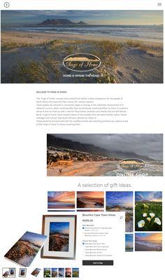 Web design for Tinge of Home. Basic website and online shop. Basic Website, South Africa, Web Design, Shop, Travel, Beautiful, Design Web, Viajes, Destinations