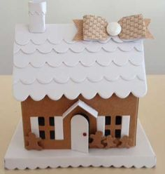 sizzix winter village die tim holtz uk - Google Search