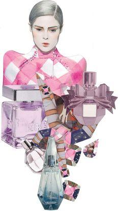 Coco Pit #fashion #illustration