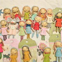miniature gift dolls | Flickr - Photo Sharing!