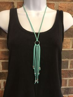 A personal favorite from my Etsy shop https://www.etsy.com/listing/511925997/boho-chic-country-leather-fringe