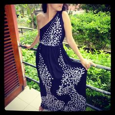 Blue Batik dress by SALT  At SALT we aim to re-invent what has thus far been a traditional, if old-school craft and bring it right up to the cutting edge of contemporary fashion.