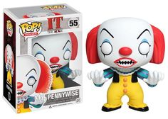 "$10.83 - Funko Pop Horror Movies Pennywise Vinyl Action Figure 3363 Collectible Toy 3.75"" #ebay #Collectibles"