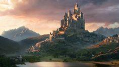 O castelo de nossas almas