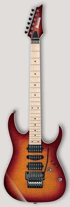 Ibanez RG657MSK