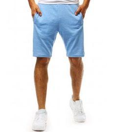 Svetlomodré pánske teplákové kraťasy Bermuda Shorts, Denim Shorts, Men, Fashion, Jean Shorts, Fashion Styles, Fashion Illustrations, Trendy Fashion, Shorts