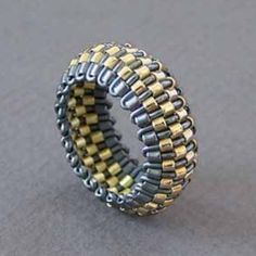 Hanne Behrens jewelry. I so want this ring.