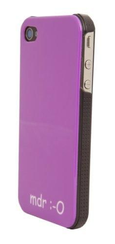 Urban Factory Coque MDR violette pour Apple iPhone 4S - 14,95€