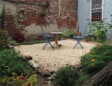 lincoln park garden designed by douglas hoerr photo by scott shigley from wwwgardendesigncom gardens pinterest gardens crushed gravel and gravel - Garden Design Gravel Patio