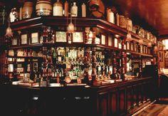 Sherlock Holmes Pub in London. Loved it! We ate here in 2011 during the Royal Wedding week! Tara and her Mum.