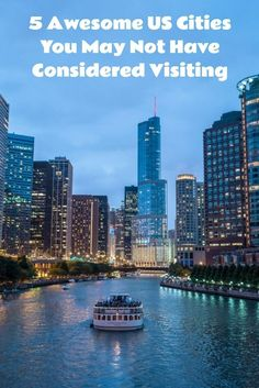 5 Awesome US Cities You May Not Have Considered Visiting [USA Travel, America, Travel Destinations] #TravelDestinationsUsaMoney