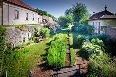 Le Jardin Secret vu de dessus Photo ©RégisColombo