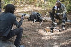 Walking Dead Spoilers: 2 New Characters — Heath