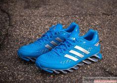Navy Mens Blue Lovely 2017 Adidas Springblade Razor Running Shoes