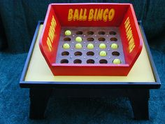 try to get five in a row, tic tac toe ball.try to get 3 in a row Church Carnival Games, Halloween Carnival Games, Fall Carnival, Christmas Carnival, School Carnival, Carnival Themes, 1st Birthday Party Games, Carnival Birthday, Kids Party Games
