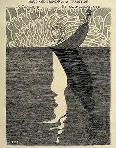 Te Tohunga – Wilhelm Dittmer 1907