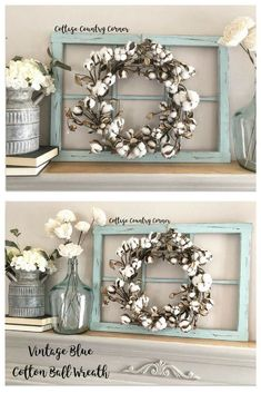 This 6 pane, lightweight, made to look vintage window frame is the perfect touch to your home! A saw-tooth hanger is attached for easy hanging right out of the box! #homedecor #ad #farmhouse #rustic #windowpane #homedecor
