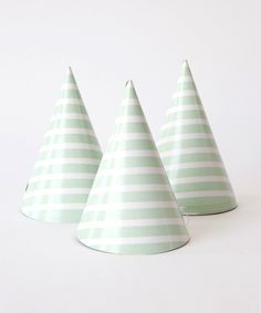 Oh Happy Day Party Shop - We put the art in Party Supplies and Decor Party Entertainment, Diy Party Decorations, Party Shop, Green Stripes, Party Hats, Happy Day, Party Planning, Party Time, Party Supplies