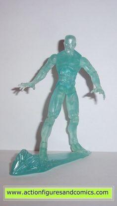 marvel universe ICEMAN x-men origins wolverine movie hasbro toys action figures