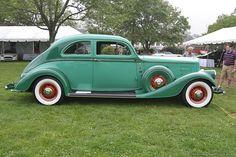 1934 Pierce-Arrow Silver Arrow 840A