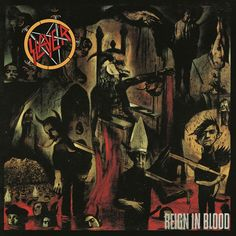 Slayer - Reign In Blood on 180g LP (Awaiting Repress)
