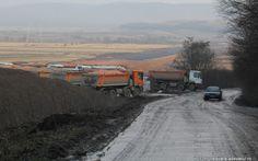 VIDEO Autostrada Lugoj – Deva: se lucrează din nou pe loturile trei şi patru. Cum a avansat proiectul în ultimele luni