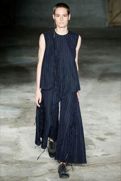 Sfilata Damir Doma Milano - Collezioni Primavera Estate 2018 - Vogue