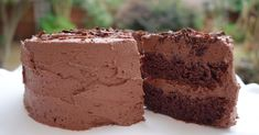 Gourmet Girl Cooks: Best Old Fashioned Chocolate Cake - Low Carb, Sugar Free, Grain & Gluten Free