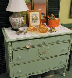 Maison Decor: Pink Architectural Salvage from my Favorite Shop