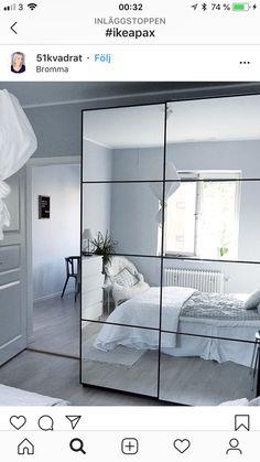 Bedroom Layouts, Room Ideas Bedroom, One Bedroom, Bedroom Decor, Armoire Entree, Dressing Room Closet, E Room, Wardrobe Design Bedroom, Closet Designs
