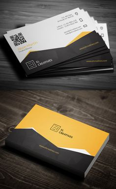 Business Cards Design: 50+ Amazing Examples to Inspire You - 17