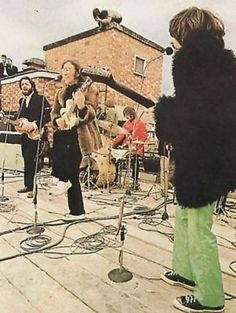 """The powerful and bluesy """"I've Got A Feeling,"""" which John Lennon jokingly called """"I've Got A Fever,"""" is a true Lennon/McCartney composition. It blends — via alternation and superimposition — two incomplete songs, one by Paul McCartney, one by Lennon."""