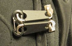 Zipper Locks $9.95  Outrageous price, but what a nifty idea
