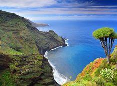Insider's guide to La Palma Tenerife, Riviera Nayarit, Rock Pools, Island Beach, Canary Islands, Sandy Beaches, Photo Location, European Travel, Stargazing