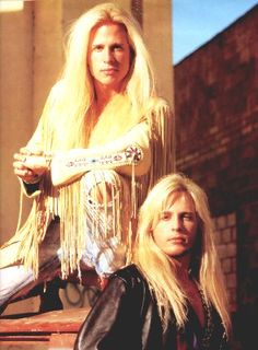 Matthew and Gunnar Nelson, the twin sons of Ricky Nelson and Kristin Nelson, were involved in music from an early age. On an interview, Gunnar once said that he and Matthew had been writing songs since they were six years old