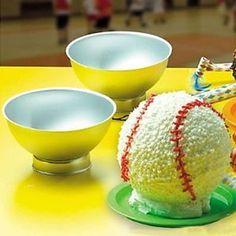 Lopta u obliku Torta Pan fondantom Torta uređenje Plijesan – USD $ 12.99