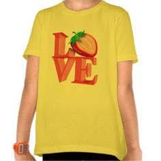 I LOVE STRAWBERRY TEE SHIRTS