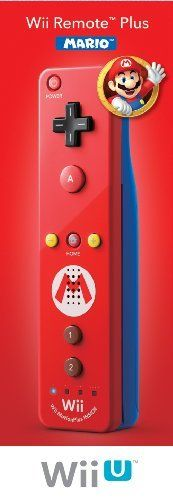 Wii Remote Plus, Mario - Nintendo Wii by...