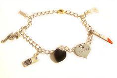 Yuno Gasai Charm Bracelet