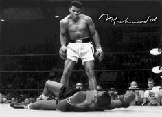 """The Greatest... """"Float like a butterfly, sting like a bee."""""""