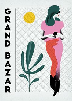 Bardzo rozsądnie prezentuje: Kaczmarek, Stasik, Dębowski – wystawa ilustracji - PLN Design