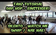 Tanz Tutorial (Hip Hop Choreographie) Einsteiger | Silento - Watch Me (W...