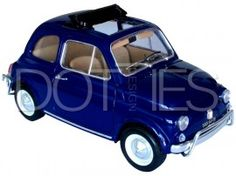 DFC41 | Full Color Strijkapplicatie Fiat 500