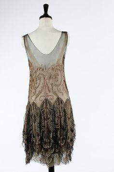 Callot Soeurs evening dress, 1927